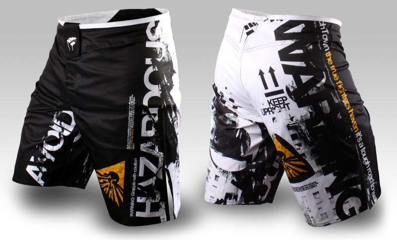 PunchTown PunchTown Frakas Apocalypse Fight Shorts